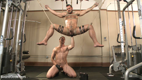 wildest gay bondage